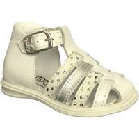 Chaussures Fille Sandales et Nu-pieds Bellamy Susan Blanc