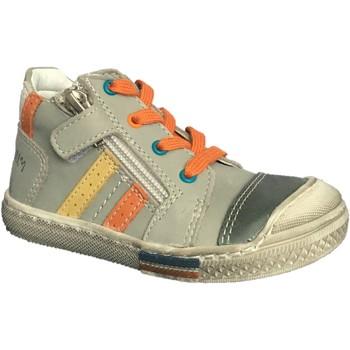Chaussures Garçon Baskets montantes Bellamy Sanou Gris