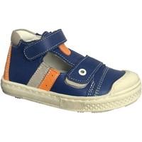 Chaussures Garçon Sandales et Nu-pieds Bellamy Riso Bleu