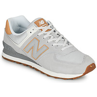 Chaussures Homme Baskets basses New Balance 574 Gris / Beige