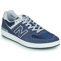 Chaussures Homme Baskets basses New Balance AM574 Bleu