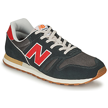 Chaussures Homme Baskets basses New Balance 373 Noir / Rouge