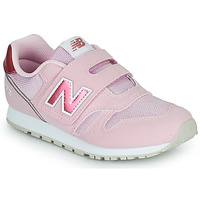 Chaussures Fille Baskets basses New Balance 373 Rose
