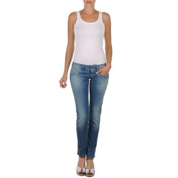 Vêtements Femme Jeans slim G-Star Raw MIDGE CODY SKINNY WMN Bleu