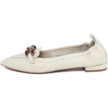 Chaussures Femme Ballerines / babies Eye  Bianco