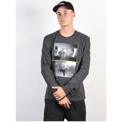 Vêtements Homme T-shirts manches longues Element Tee-shirt - gris charcoal Gris
