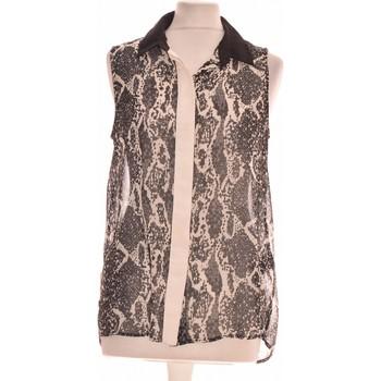 Vêtements Femme Chemises / Chemisiers H&M Chemise  38 - T2 - M Noir