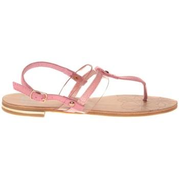 Chaussures Femme Sandales et Nu-pieds Cassis Côte D'azur Hugolin Rose Rose