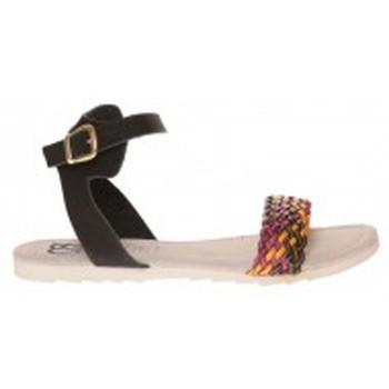 Chaussures Femme Sandales et Nu-pieds Cassis Côte D'azur Sandales Jerk Noir Noir