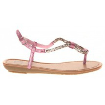 Chaussures Femme Tongs Cassis Côte D'azur Takwa Rose Clair Rose