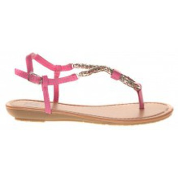 Chaussures Femme Tongs Cassis Côte D'azur Takwa Rose Rose