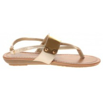 Chaussures Femme Tongs Cassis Côte D'azur Takwa OR Beige