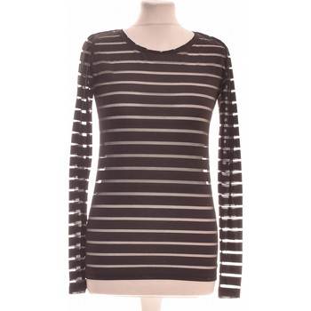 Vêtements Femme Enfant 2-12 ans School Rag Top Manches Longues  36 - T1 - S Noir