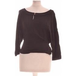 Vêtements Femme Tops / Blouses Chemins Blancs Blouse  36 - T1 - S Noir