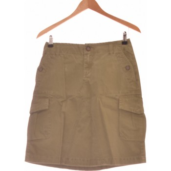 Vêtements Femme Jupes Banana Republic Jupe Mi Longue  34 - T0 - Xs Vert