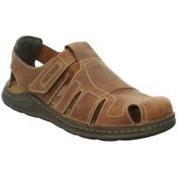 Chaussures Homme Sandales et Nu-pieds Josef Seibel MAVERICK-01 CASTAGNA Sandalias
