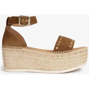 Chaussures Femme Sandales et Nu-pieds Kanna 21183 Creta Camel