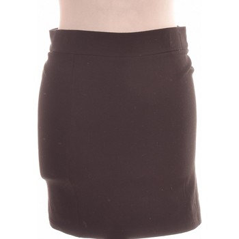Vêtements Femme Jupes Forever 21 Jupe Courte  40 - T3 - L Noir