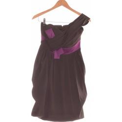 Vêtements Femme Robes courtes Manoukian Robe Courte  34 - T0 - Xs Noir