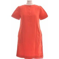 Vêtements Femme Robes courtes A.p.c. Robe Courte A.p.c. 38 - T2 - M Orange