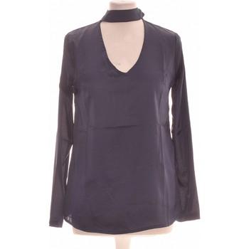 Vêtements Femme Tops / Blouses Missguided Blouse  36 - T1 - S Bleu