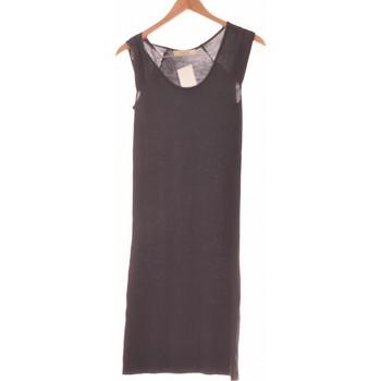 Vêtements Femme Robes longues Sessun Robe Mi-longue  34 - T0 - Xs Noir