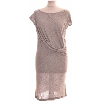 Vêtements Femme Robes courtes All Saints Robe Courte  36 - T1 - S Gris