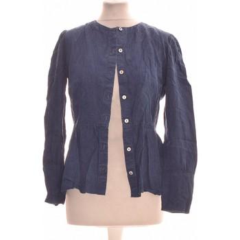 Vêtements Femme Tops / Blouses A.p.c. Blouse A.p.c. 36 - T1 - S Bleu