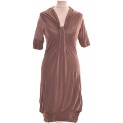 Vêtements Femme Robes longues 1.2.3 Robe Mi-longue  34 - T0 - Xs Marron