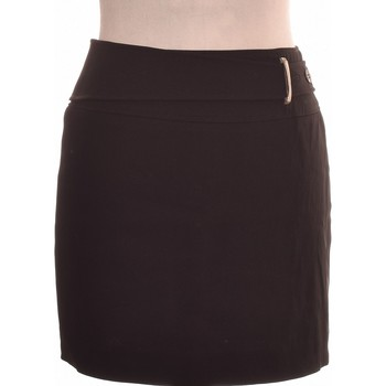 Vêtements Femme Jupes Paco Rabanne Jupe Courte  38 - T2 - M Noir