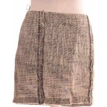 Vêtements Femme Jupes American Retro Jupe Courte  38 - T2 - M Noir