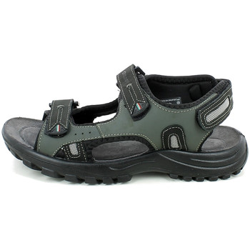Chaussures Homme Sandales sport Grisport 81500.01_44 Noir