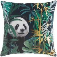 Maison & Déco Coussins 1001Kdo Pour La Maison Coussin Pandaline Multicolore