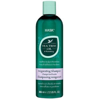 Beauté Shampooings Hask Tea Tree & Rosemary Invigorating Shampoo