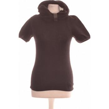 Vêtements Femme Tops / Blouses Marc Jacobs Top Manches Courtes  36 - T1 - S Noir