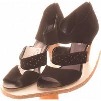 Chaussures Femme Escarpins éram Paire D'escarpins  39 Noir