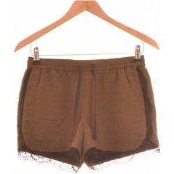 Vêtements Femme Shorts / Bermudas Zara Short  34 - T0 - Xs Vert