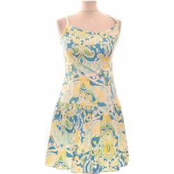 Vêtements Femme Robes courtes Manoukian Robe Courte  34 - T0 - Xs Bleu