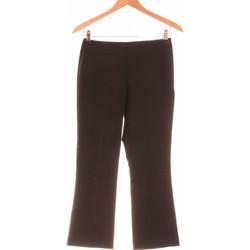 Vêtements Femme Pantacourts Mango Pantalon Droit Femme  36 - T1 - S Noir