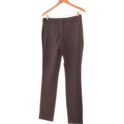 Vêtements Femme Pantalons Marella Pantalon Slim Femme  40 - T3 - L Bleu