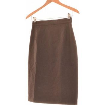 Vêtements Femme Jupes Max Mara Jupe Longue  40 - T3 - L Gris