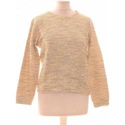 Vêtements Femme Pulls A.p.c. Sweat Femme A.p.c. 36 - T1 - S Jaune
