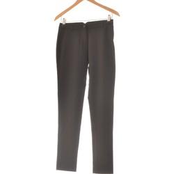 Vêtements Femme Pantalons School Rag Pantalon Slim Femme  34 - T0 - Xs Noir