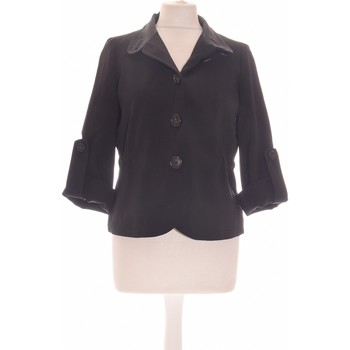Vêtements Femme Vestes / Blazers Moschino Veste Mi-saison  36 - T1 - S Noir