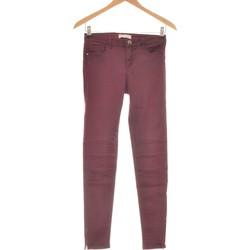 Vêtements Femme Jeans droit Cache Cache Jean Droit Femme  34 - T0 - Xs Violet