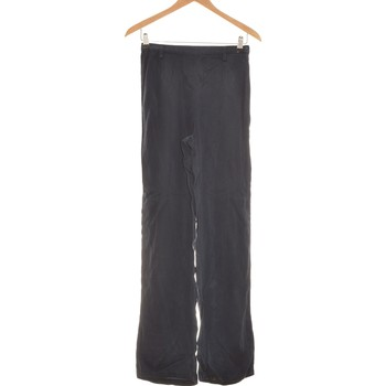 Vêtements Femme Pantalons fluides / Sarouels Balzac Paris Pantacourt Femme  36 - T1 - S Bleu