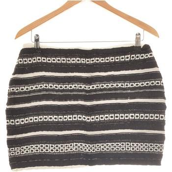 Vêtements Femme Jupes Antik Batik Jupe Courte  42 - T4 - L/xl Noir