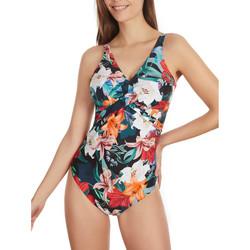 Vêtements Femme Maillots de bain 1 pièce Selmark Maillot de bain 1 pièce shapewear préformé Lirios Noir