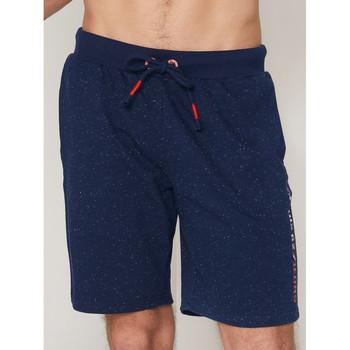 Vêtements Homme Shorts / Bermudas Admas For Men Short bermuda New Edge Lois Admas Bleu Marine