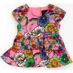 Vêtements Fille Robes courtes John Richmond RIP21030VE Rose